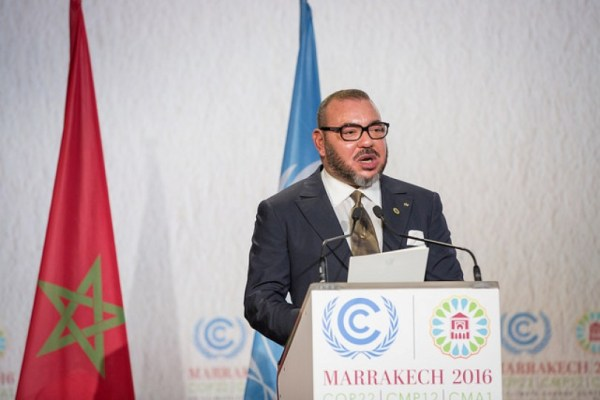 King Mohammed VI of Morocco presented with Global Hope Coalition Award for Promoting Tolerance