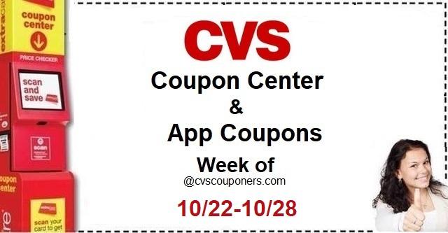 cvs coupon center deals