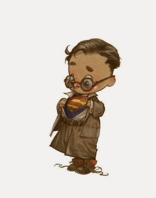 13-Superman-Illustrator-Comic-Lover-Alberto-Varanda-Angel-www-designstack-co