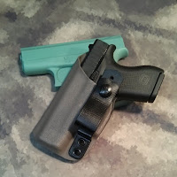 Tuckable Appendix IWB Kydex Holster