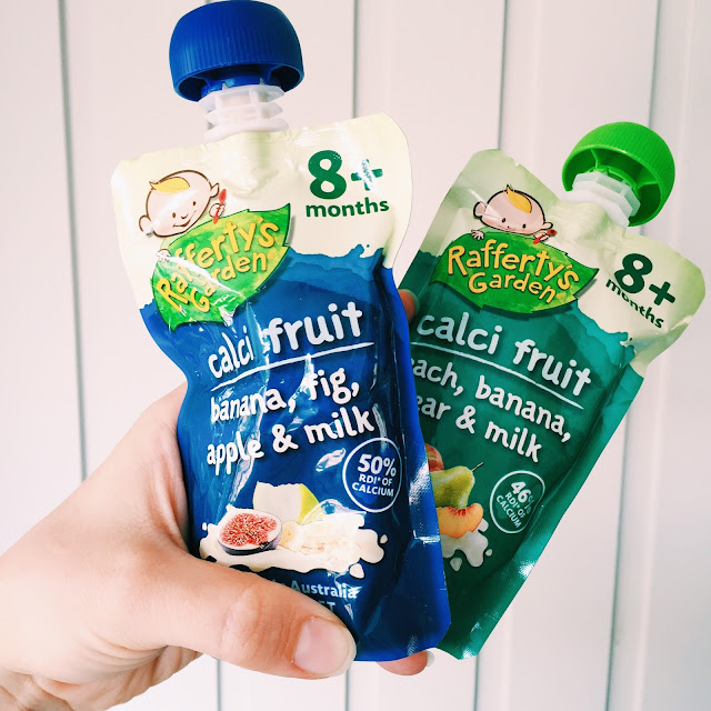 rafferty's garden calci fruit pouches