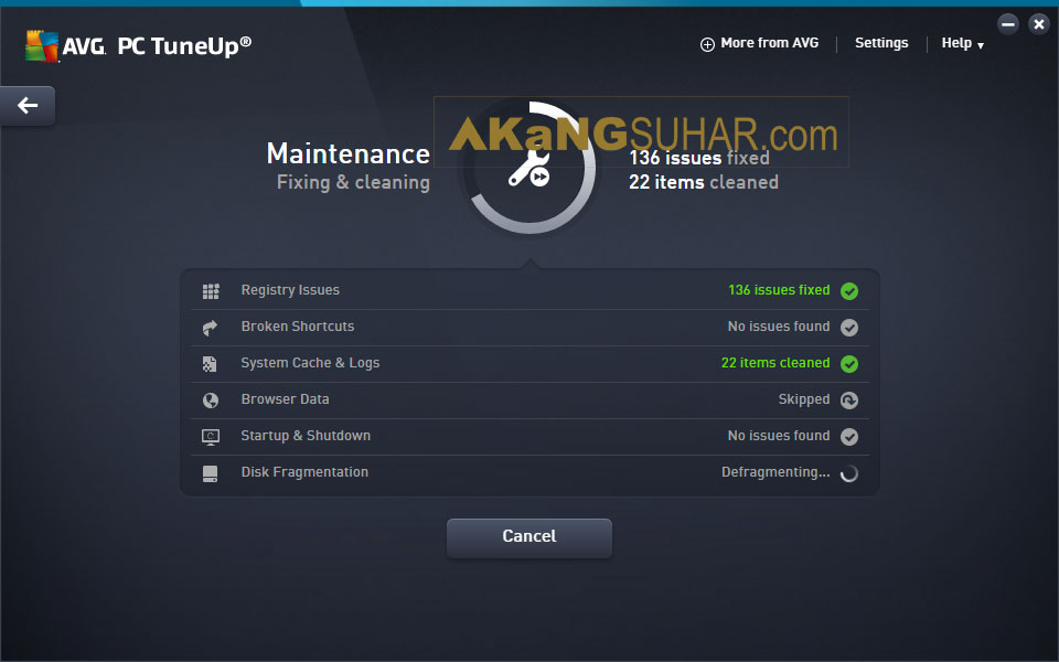 Gratis Download AVG PC Tuneup 2019 Full Crack Terbaru