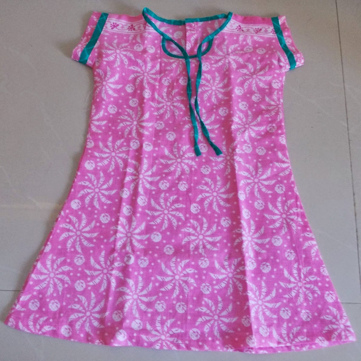 7da545673 Titali - Vibrant as a Butterfly  Baby Frock