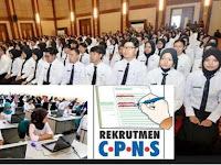Simak !! Formasi CPNS 2018 Untuk Lulusan SLTA (SMA/MA/SMK) Sederajat