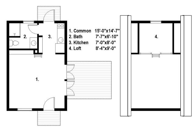 Desain Rumah Sederhana Mungil