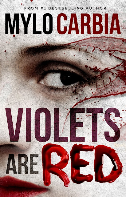 Violets are Red' by Mylo Carbia