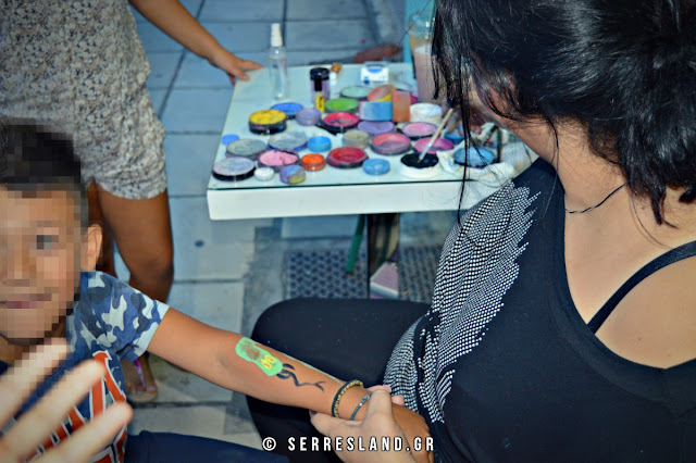 Joy by analosimo, ΣΕΡΡΕΣ, Face Painting,