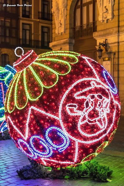 Gabolak en el Teatro Arriaga, Navidad en Bilbao por El Guisante Verde Project