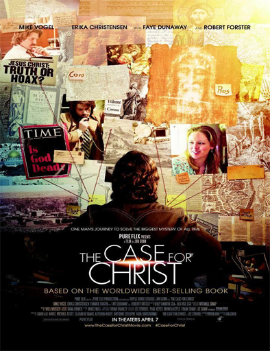Ver El caso de Cristo (The Case for Christ) (2017) Online