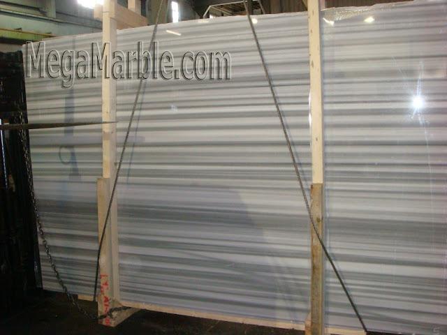 Marble Slab Milky White or White wood