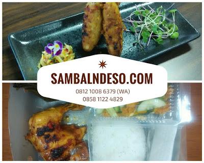 harga Nasi box murah di Pamulang