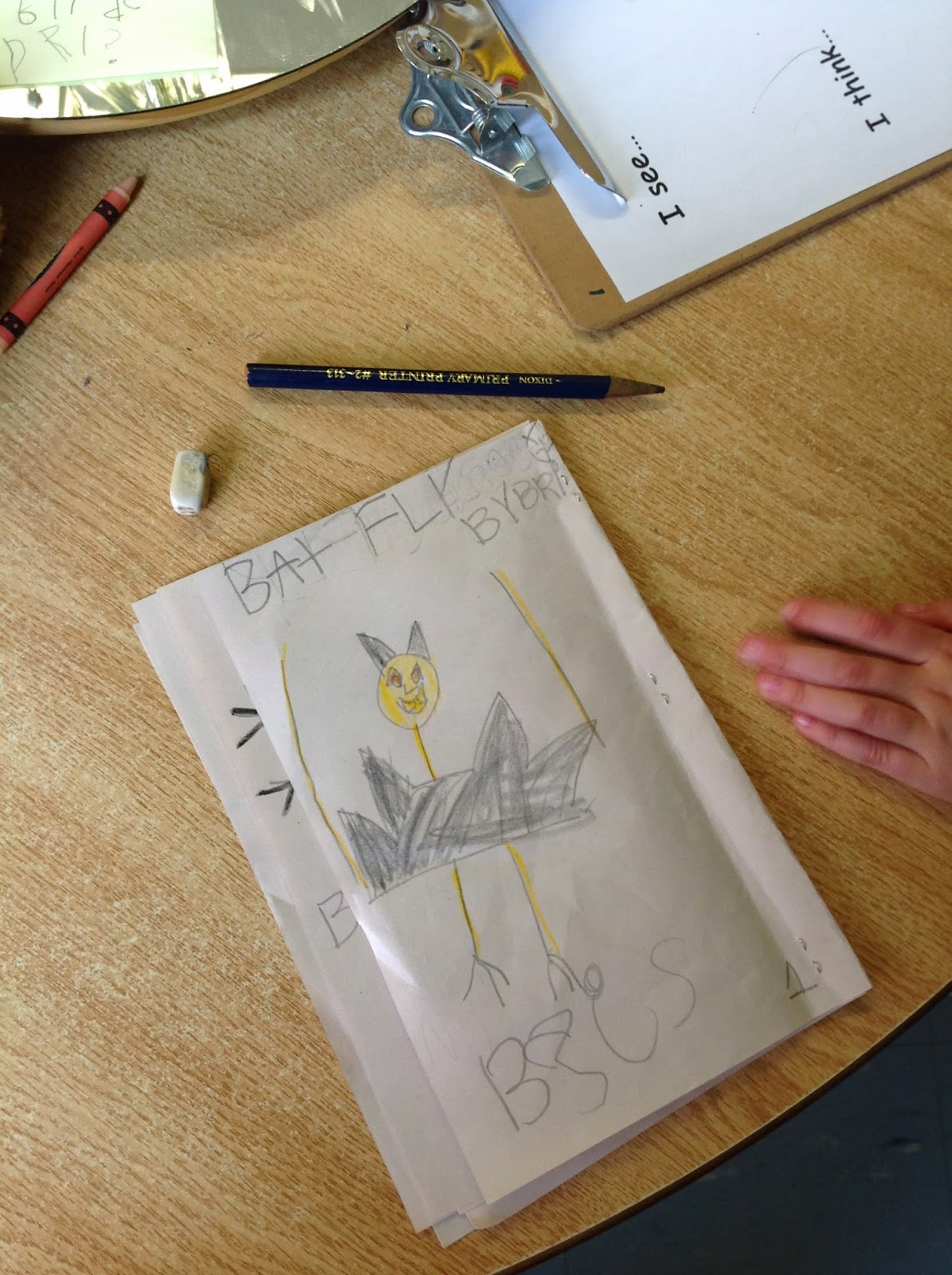 Kinder Garden: Wonders In Kindergarten: Further Learning About Bats: Part