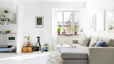 Decorando un piso alquilado