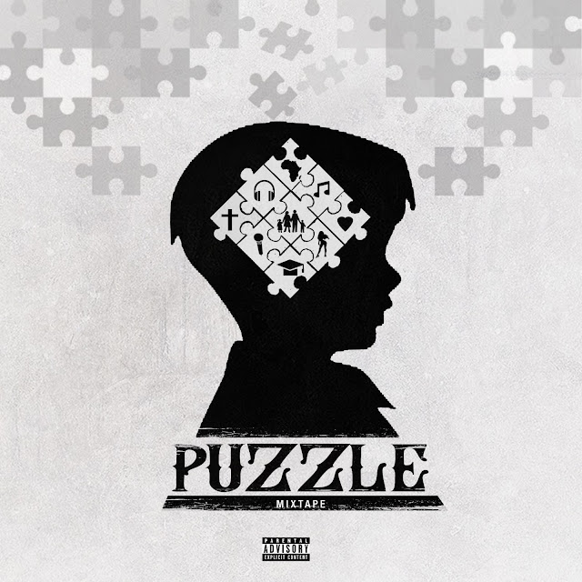 "CÍRAX lança a mixtape ""PUZZLE"""