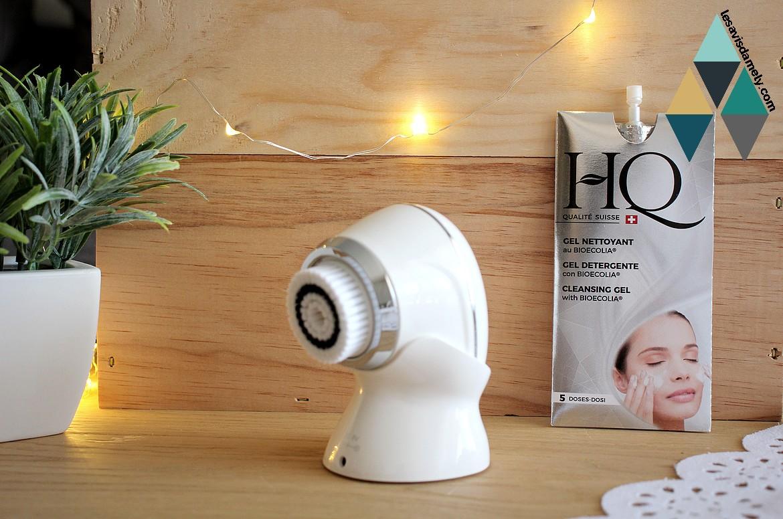 avis gel nettoyant visage bioecolia HQ suisse