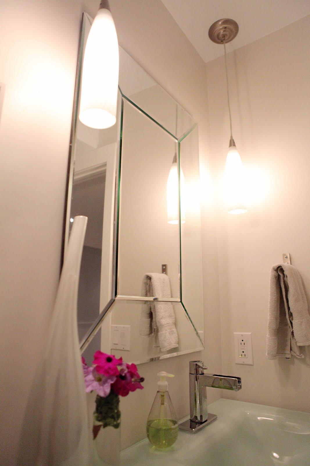 Beach House In The City Room Tour Basement Bathroom