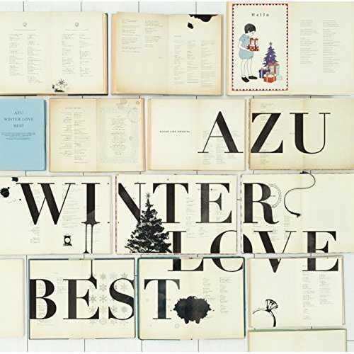 [MUSIC] AZU – WINTER LOVE BEST (2014.12.10/MP3/RAR)