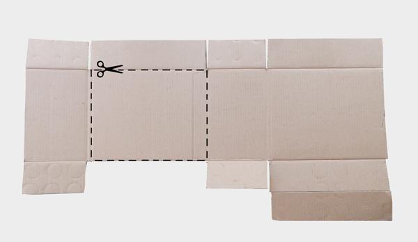 ανάπτυγμα κουτιού