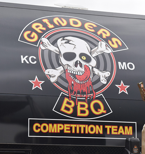 Stretch Grinders Memphis In May World Championship BBQ Cooking Contest 2017