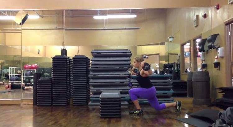Workout da semana: 34 exercícios para o rabo