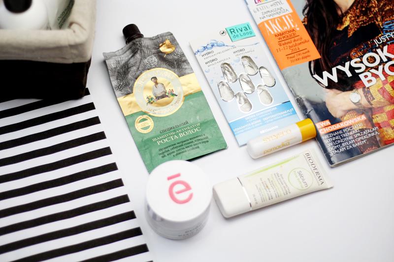 Projekt denko #25 |  Pustki czyli wykończone kosmetyki