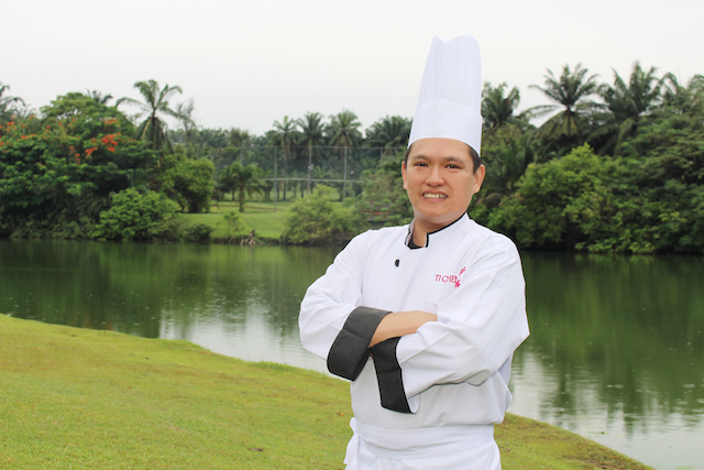 New Executive Chef for The Saujana Hotel Chinese restaurant, Chef Lim Chee Woi