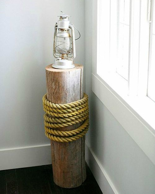 Piling Decor Accent
