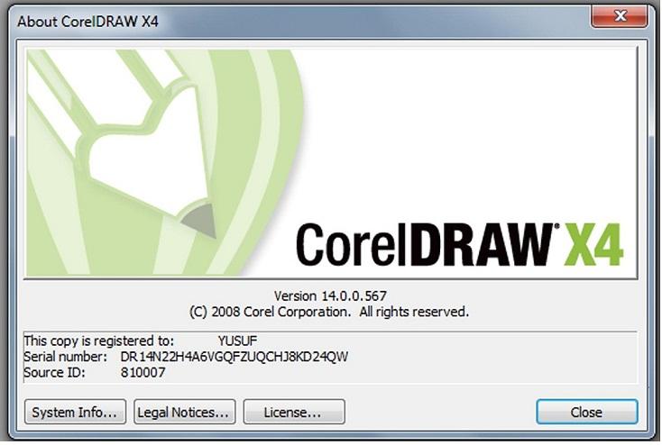 Belajar Aplikasi Corel Draw