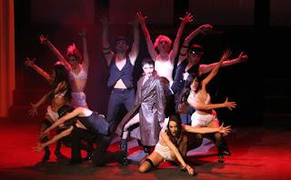 Elenco de Viva Broadway