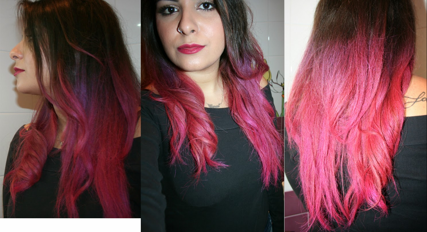 Curls and Freckles: Provato per voi: HAIRCHALK by L'Oreal ...