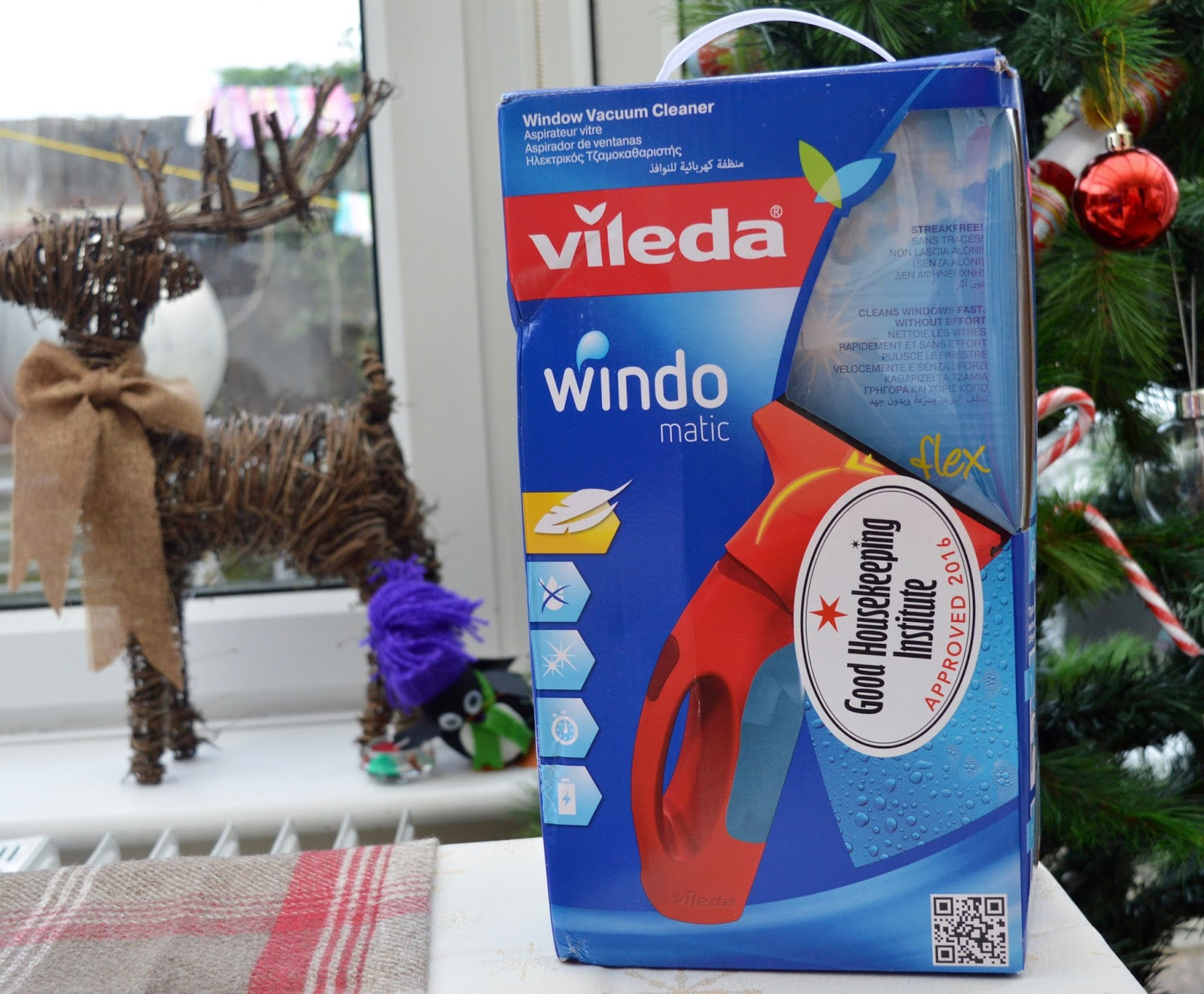 Vileda Windomatic Window Vacuum Review | How to achieve streak free windows