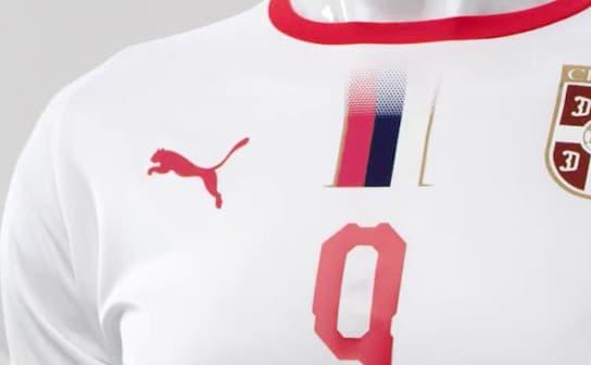 セルビア代表 2018 ユニフォーム-ロシアワールドカップ-アウェイ