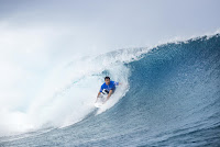 9 Julian Wilson Billabong Pro Tahiti foto WSL Kelly Cestari