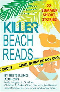 Killer Beach Reads - cozy mystery and romantic comedy collection by various Gemma Halliday Publishing authors