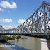 『布里斯本』《市區》流汗之後得到的風景最美麗,可以攀登的故事橋!