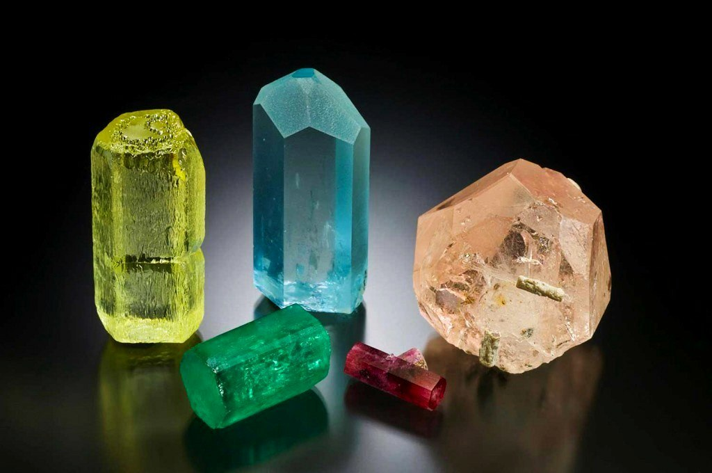 The Different Beryl Varieties with Photos