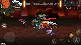 Download Naruto Senki the Last Mod by Ahmad Afif Apk