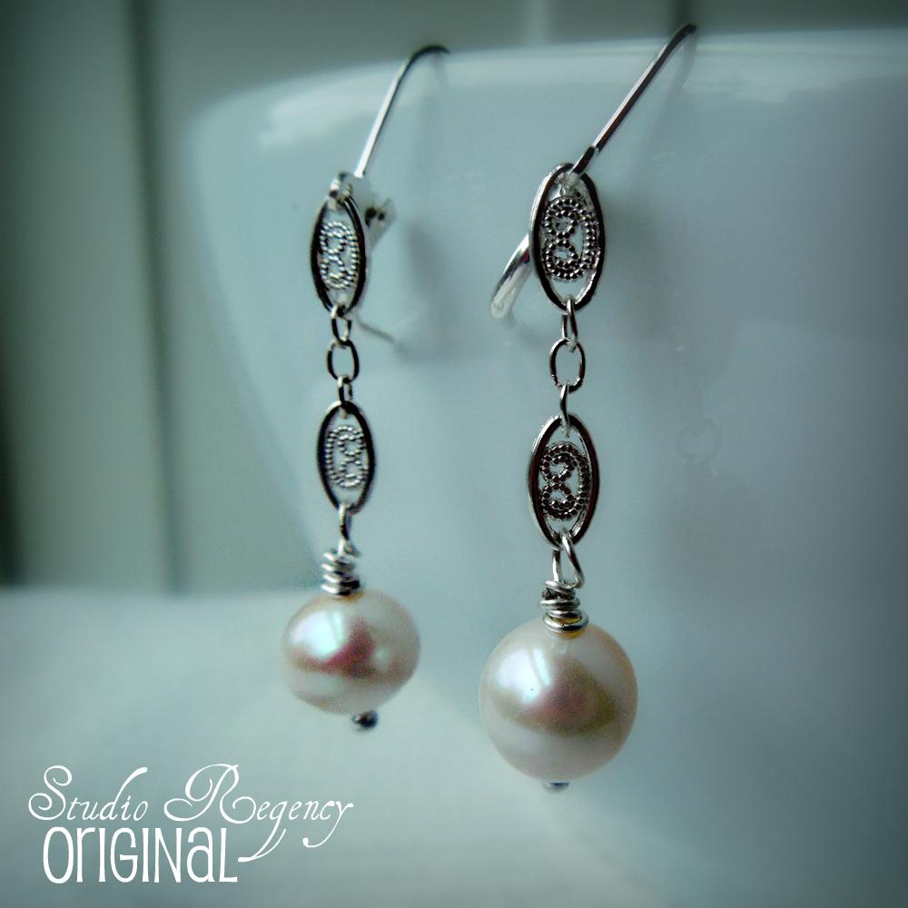 Studio Regency: Downton Abbey Jewelry