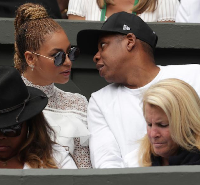 Jay Z And Beyonce 444