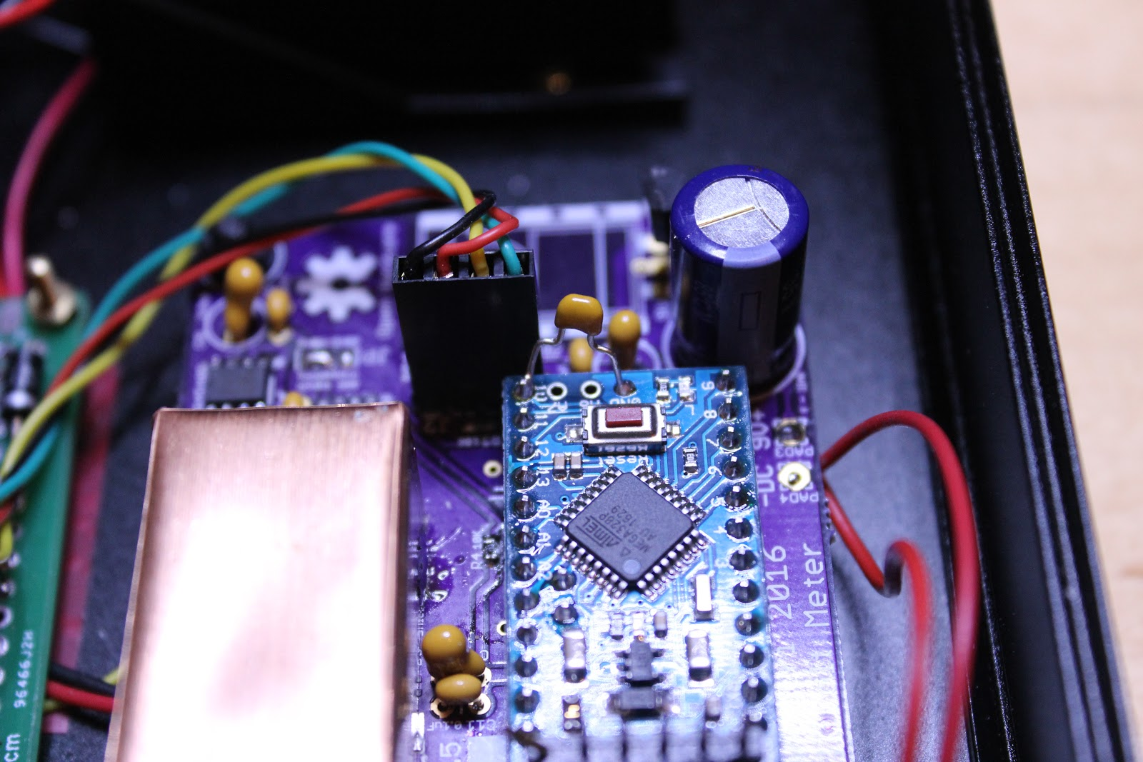 Pauls Diy Electronics Blog Building A 6 Digit Milli Volt Meter Precision Audio Millivoltmeter Circuit And This Is The Result