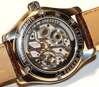 calibre CFB A1011 Carl F. Bucherer