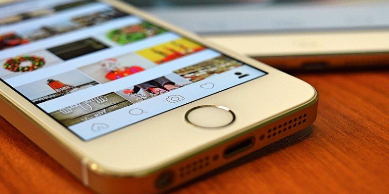 在部落格側邊欄安裝 Instagram 小工具,顯示九宮格圖片