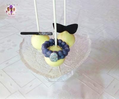 CAKE POP DESAYUNO CON DIAMANTES 2