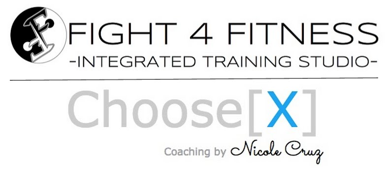 Choose[X] | Fight 4 Fitness