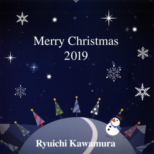 Ryuichi Kawamura - Merry Christmas 2019 [DVD ISO]