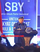 SBY Ajak Semua Pihak Bersatu Atasi Permasalahan Bangsa