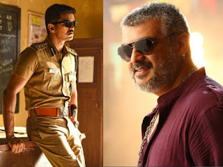 Theri Collection -Still Vedalam is first place
