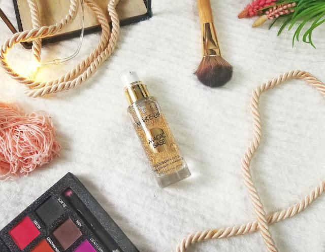 Bielenda Make-up Academie | Magic Base  Odżywcza złota baza pod makijaż z efektem BB