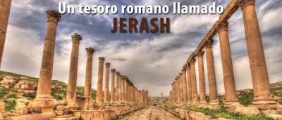 Un tesoro romano llamado Jerash