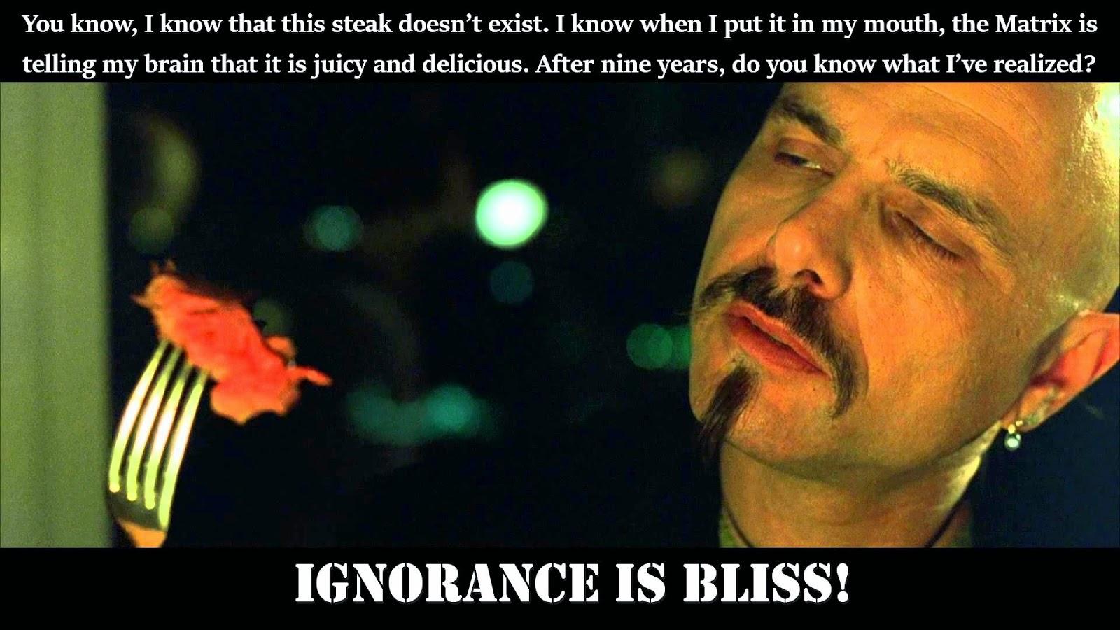 Steak Quotes Quotesgram: Quotes From The Matrix Movie. QuotesGram